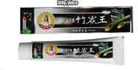 Wholesale 24pcs black bamboo toothpaste New Bamboo Toothpaste Charcoal All purpose Teeth Whitening Black Toothpaste g