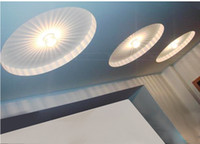 Wholesale Fan shape LED Wall Lighting Sconces Decor Fixture towns Lamp bulbs Wall towns w Lighting Lamps For Aisle Balcony Bar