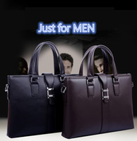 bags pic - pic Men s Bussiness Luxury Handbags Designer Leather Shoulder Bags Totes Famous O L