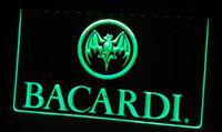banner switches - LS306 p Bacardi Banner Flag Neon Light Sign jpg