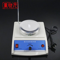 Wholesale Adjustable Heating Magnetic Stirrer Heatable Mixer Physics Experiment Equipment M
