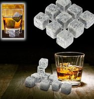 other beer freezer - Whisky Ice Stones Drinks Cooler Cubes Whiskey Scotch Rocks Ice Stones Bar Ice Cooler Cubes Freezer Beer Stones color set KKA1177