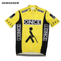 a9a76f4a2 Shirts Anti UV Men Customized NEW Hot 2017 Retro one Yellow mtb road RACING  Team Bike