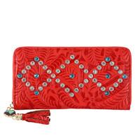 Wholesale KEVIN YUN Designer Brand Fashion Women Wallets PU Leather Tassel Female Clutch Wallet Purse