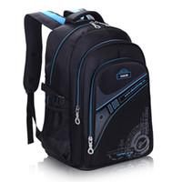 Wholesale Fashion Waterproof Breathable Backpacks School Bags for Teenagers Students School Backpacks Sport Travel Backpack Unisex Boys Bag