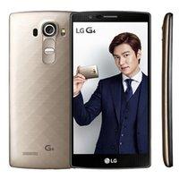 android international phones - Refurbished Original LG G4 quot G G Memory Android G Cell Phone International Version H815 HK Dual SIM H818 AT T US H810