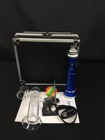 Colorful Electric ENAIL vaporisateur à cire portable G9 henail 3.0 H outil de sablage à ongle avec quartz titane ongle en verre assemblage de bulles E kits de clous