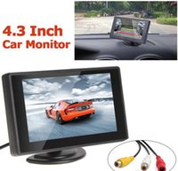 Wholesale Sale Five Star Feedback Inch LCD Parking Car Rear view Monitor Car Rearview Backup Monitor