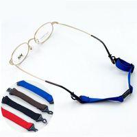 Wholesale Kids Glasses Strap Children Eyeglasses Cord Sporting Eyewear Head Band Baby Boys Girls Glasses Frame Accessories Retainer ZA2559
