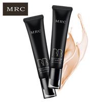 beauty spf - Brand Beauty Balm BB Cream SPF MRC Makeup Cream Foundation Concealer Skin Cream For Face Moisturizer Base Maquiagem