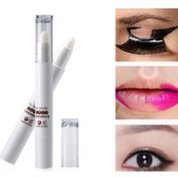 Wholesale New pc Makeup Remover Pen Professional Lip Eye Make Up Removal Correction Beauty Removedor g