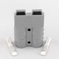 anderson amp - Genuine amp Anderson plug Slave Battery Jump Kit battery connector for forklift