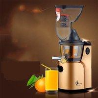 Wholesale Household home Vegetable Fruit Juicers Machine Lemon juicer Electric Juice Extractor Original Household slow Juicers