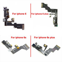 Wholesale For Front Camera Original New Best Quality AAA Proximity Light Sensor Flex Ribbon Cable iPhone P s SP With