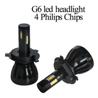 left.right auto parts car - Super Bright Auto Part Replacement Led G6 H1 H3 H4 H8 H9 H11 H10 W LM V LED Car Headlights Bulbs