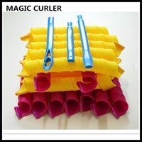 best electric hair rollers - Best Selling Amazing Magic Hair Curlers Curlformers Hair Roller Hair Styling cm quot long Tools