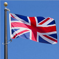 Wholesale UK Nation Flags FT Flag of the United Kingdom Classic Polyester England Flag Banner Flags