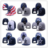 Wholesale 2017 newes Cowboys Dallas Snapback Caps Adjustable Football Snap Back Hats Snapbacks High Quality Players Sports