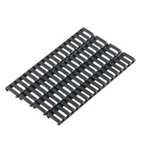 al por mayor quad cubiertas de escalera ferrocarril-4 Ladder Rail Cover Apto para Weaver Picatinny 7