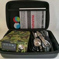 Kit de clavos baratos e dab con PID Caja de control de temperatura 110V 220V 100W Calentador de bobina 16mm 20mm cuarzo Titanium Clavo Carb Cap