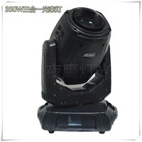 Wholesale 350W Beam Moving Head Light sram W Shappy R Beam Light three in one light with spot wash gobos