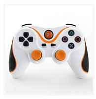 Wholesale wireless gamepad bluetooth game controller game pad Joystick for PS3 for video games controller