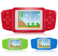 Wholesale New Design Ultra Thin Portable Video Game Player bit NES Classic Games gamepad children s Puzzle game video game console