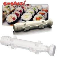 Wholesale Camp Chef Sushezi Roller Kit DIY Sushezi Sushi Bazooka Best Selling Cooking Tools Fashion Easy to Use Sushi Tools