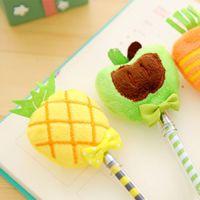 ball point pen day - PPAP Pen Pineapple Apple Pen Stationery Ball Point Pen Set