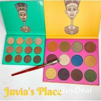 Wholesale Presell Juvias Place Nubian Eyeshadow Palette colours waterproof long lastingagood quality best price