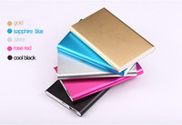 bank fashion sale - factory sale Ultra thin power bank charger mAh with fashion design for cell phones external battery