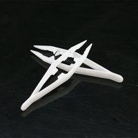 Wholesale Tweezers For mm mm Hama Perler Beads tool Craft Plastic Clips kids children fuse bead DIY tool tools