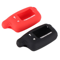 Wholesale key cover TW9010 Silicone case for Tomahawk TW9010 TW9020 TW9030 TW4000 TW7010 LCD two way car alarm system remote control