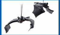 Wholesale Halloween trick toys simulation toys entire air defense simulation animals really bats