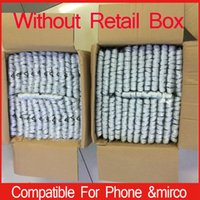 Cheap Micro USB iphone cable Best For Chinese Brand white usb cable