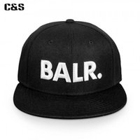 baseball cap buckle - 2016 hats for Men Women balr New Arrival Balred caps leather buckle PU metal adjustbale buckle Baseball sport Cap Hip Hop hat