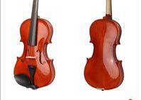 acoustic pianos - Violin music art children adult piano beginners manual grading instrument violin high grade solid wood