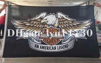 Wholesale Harley Davidson Flag ft x ft Polyester Banner Flying Size