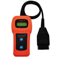 Wholesale U480 Engine Error Code Reader LCD Universal CAN BUS OBD2 Car Diagnostic Code Reader Memo Scanner Handheld Code Scanner Diagnosis Check