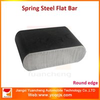 Wholesale Round Edge Trailer Suspension Parts Flat Bars