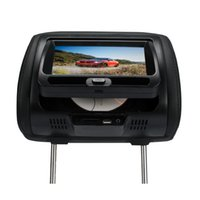 Wholesale 7 inch headrest car dvd lcd DVD video cd