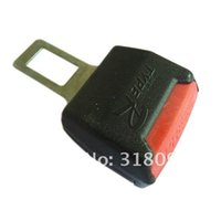 Wholesale Black Universal Metal Safety Seat Belt Buckles for any Car