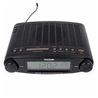 ats packs - Original TECSUN MP FM Radio Stereo DSP Radio USB MP3 Player Desktop Clock ATS Alarm Portable Radio Receiver LED DIsplay