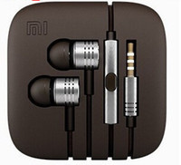android phone jack - New High Quality Xiaomi Earphones Stereo mm Jack Bass In Ear noise isolating Headphones MP3 MP4 and Android Mobile Phone MIC Headsets