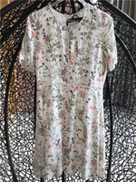 apparel lining fabric - france silk apparel and fabric ladies silk woven dress with sandwash cdc beautiful print