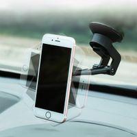 Coche universal al por mayor-1PC que labra el sostenedor creativo del teléfono móvil del coche del imán Instalación del lechón de la rotación de 360 grados para Iphone GPS
