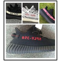 Wholesale Original Final Version V2 Sply Big size Beluga Grey Orange Kanye West Running Sho