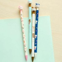 Wholesale 10 Mechanical Pencils Cute Novelty High Quality Auto Lead Pencils Kids Stationery for School Office Writing Pencil