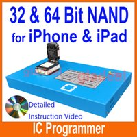 apple tool box - 32 Bit NAND Flash IC Programmer Tool Repair Motherboard HDD Chip Serial Number SN Model for iPhone iPad