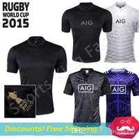 best training cup - New Zealand Rugby World cup Jerseys All Blacks RWC Rugby Jersey Best Quality Training Wear Camouflage Rugby Jerseys